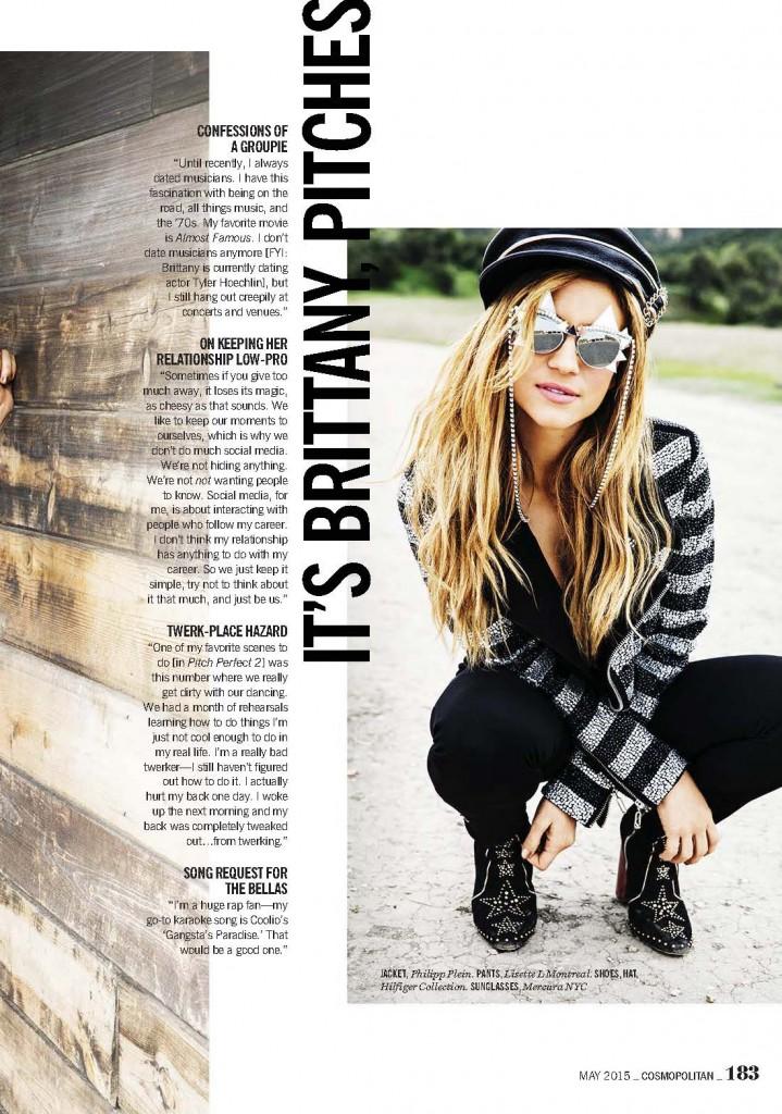 Cosmopolitan - Brittany Snow (5)