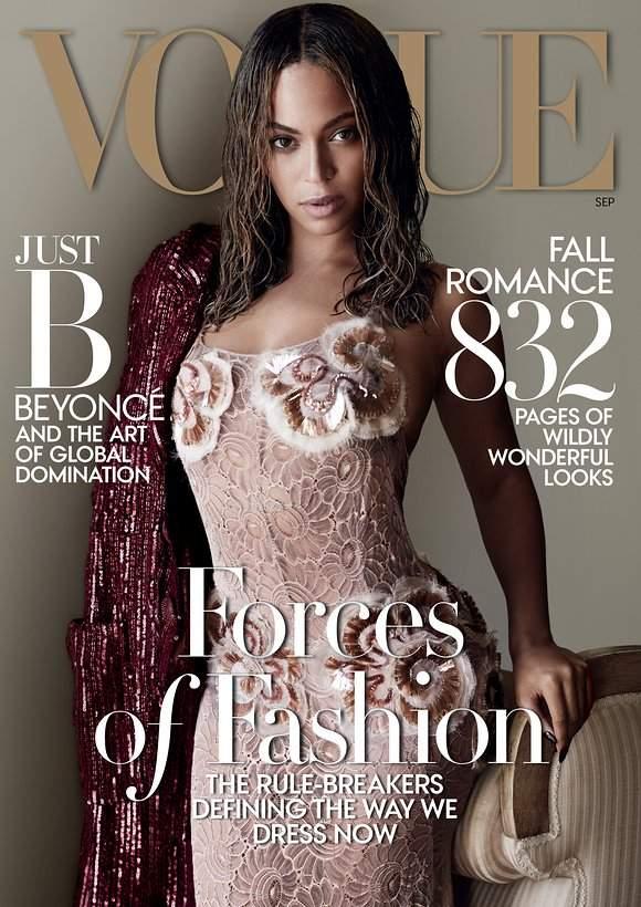 Vogue- Beyonce - Mario Testino (1)