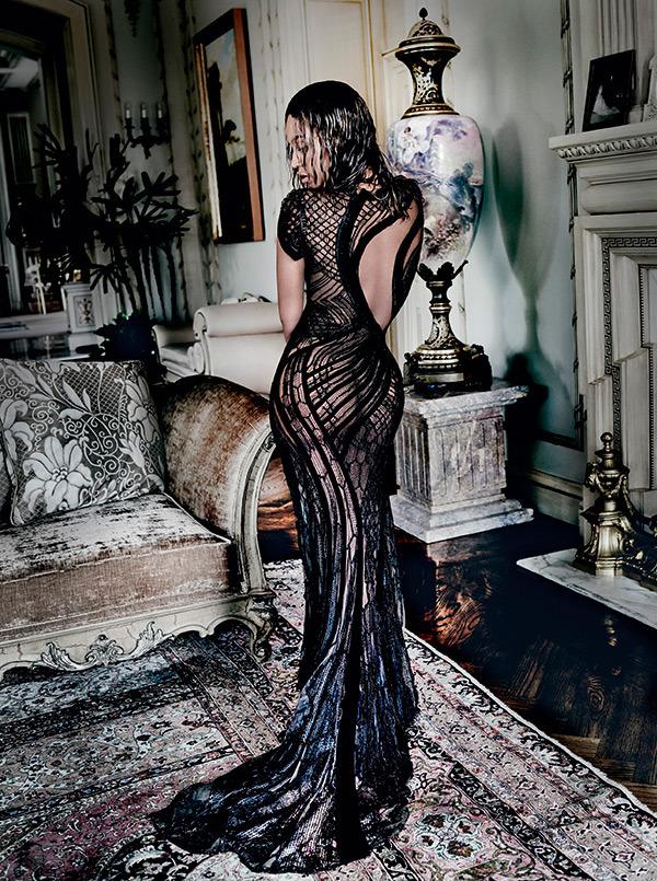 Vogue- Beyonce - Mario Testino (4)