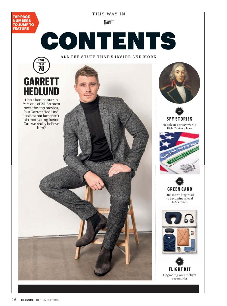 Esquire - Garrett Hedlund (2)