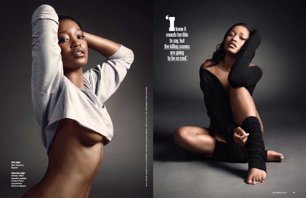 Keke Palmer - Maxim 2015 Oct (1)