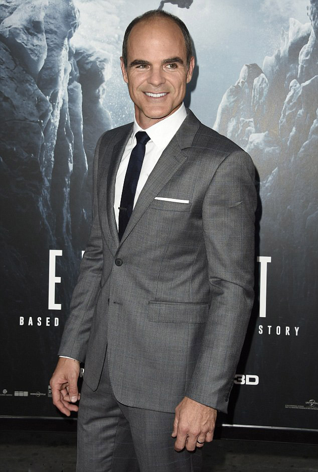 Michael Kelly - Everest Premiere (1)
