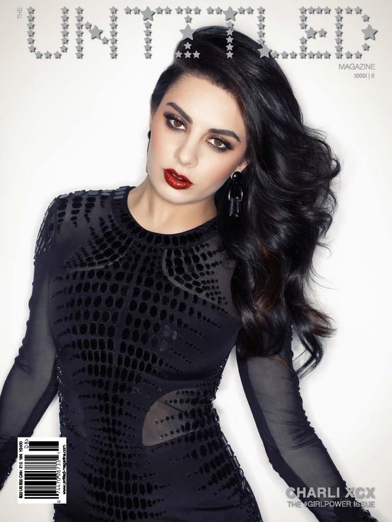 The Untitled Magazine GirlPower Issue - Charli XCX (1)