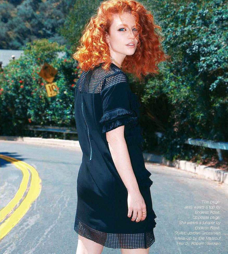 The Untitled Magazine GirlPower Issue - Jess Glynne (2)