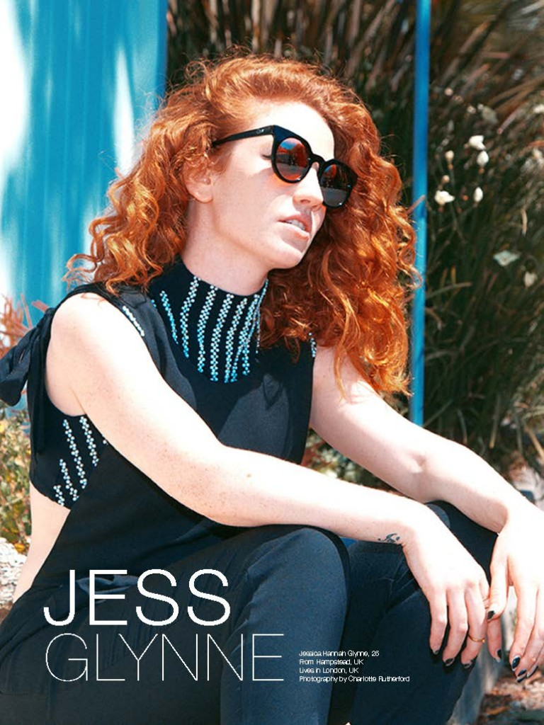 The Untitled Magazine GirlPower Issue - Jess Glynne (3)