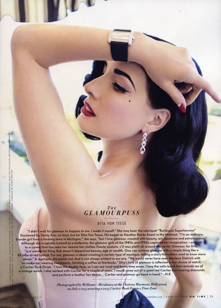 Vanity Fair - 2015