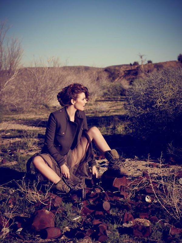 Lauren Cohan - Imagista Magazine (5)