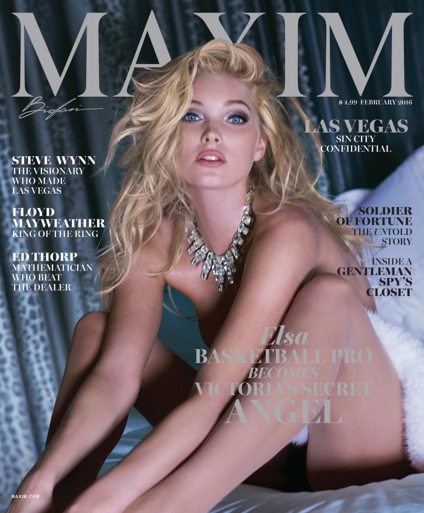 Maxim - Elsa Hosk (1)
