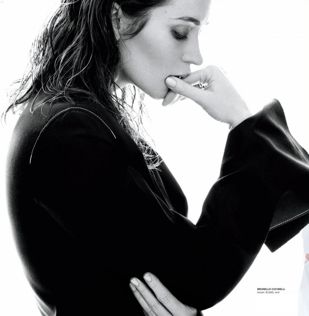 C Magazine - Emily Blunt (4)