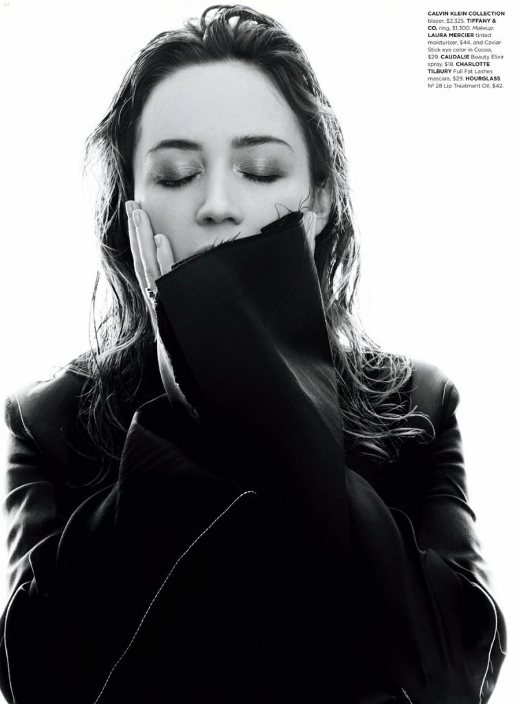 C Magazine - Emily Blunt (5)