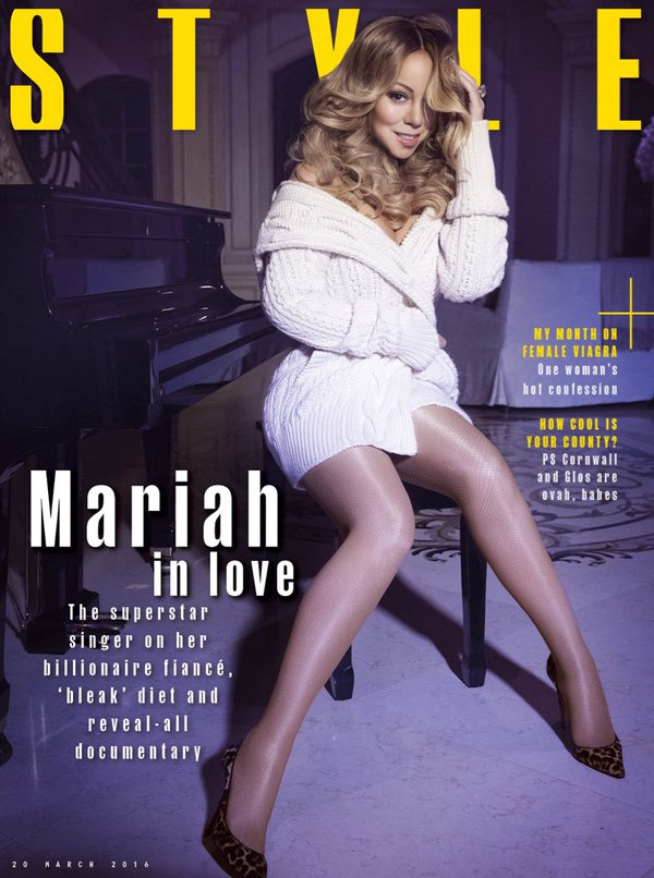 Mariah Carey - The Style SundayTimes (1) 2