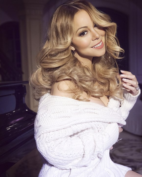 Mariah Carey - The Style SundayTimes (2)
