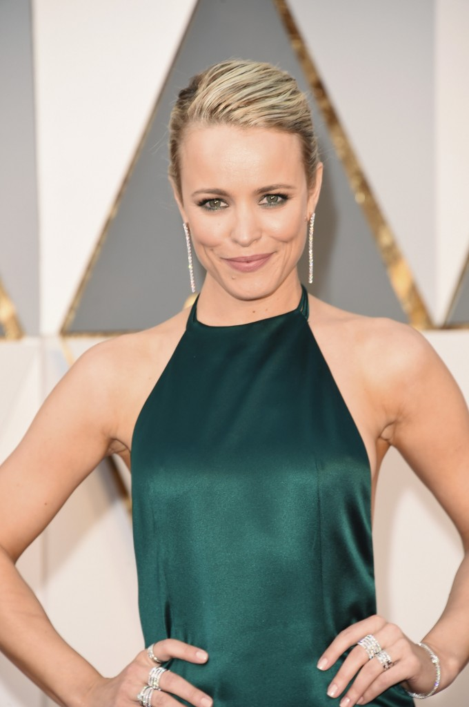 Rachel McAndams - 2016 Oscars (2)