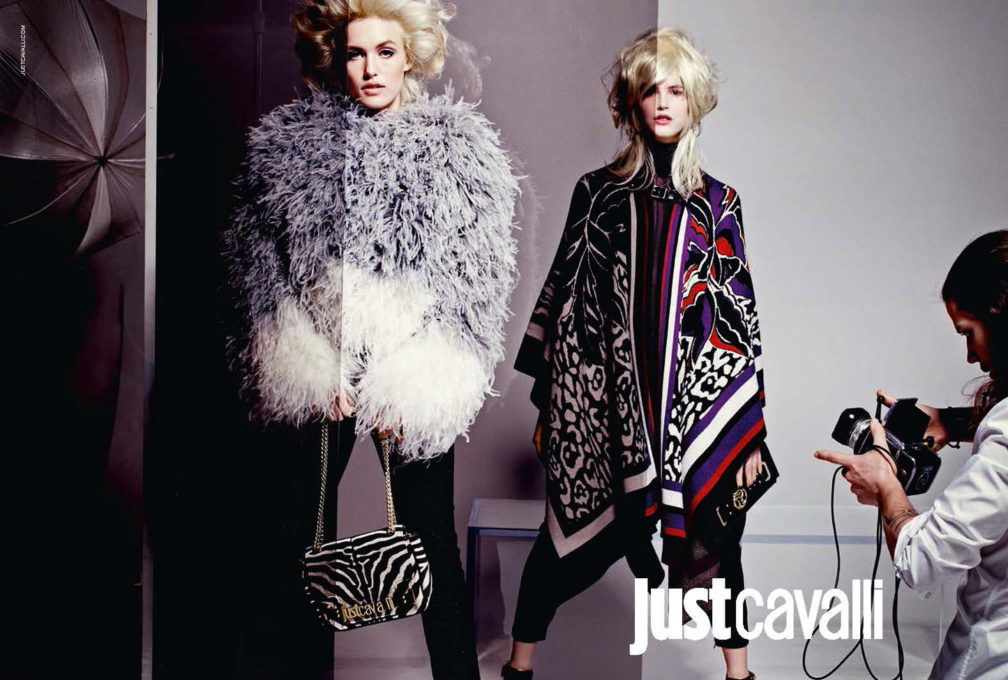 Just Cavalli ADV_FW15_Michel Comte (5)