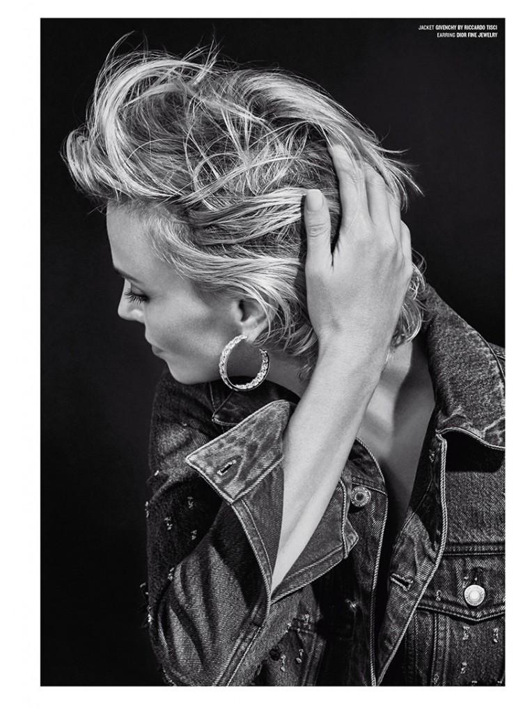 Charlize Theron- V Magazine (4)