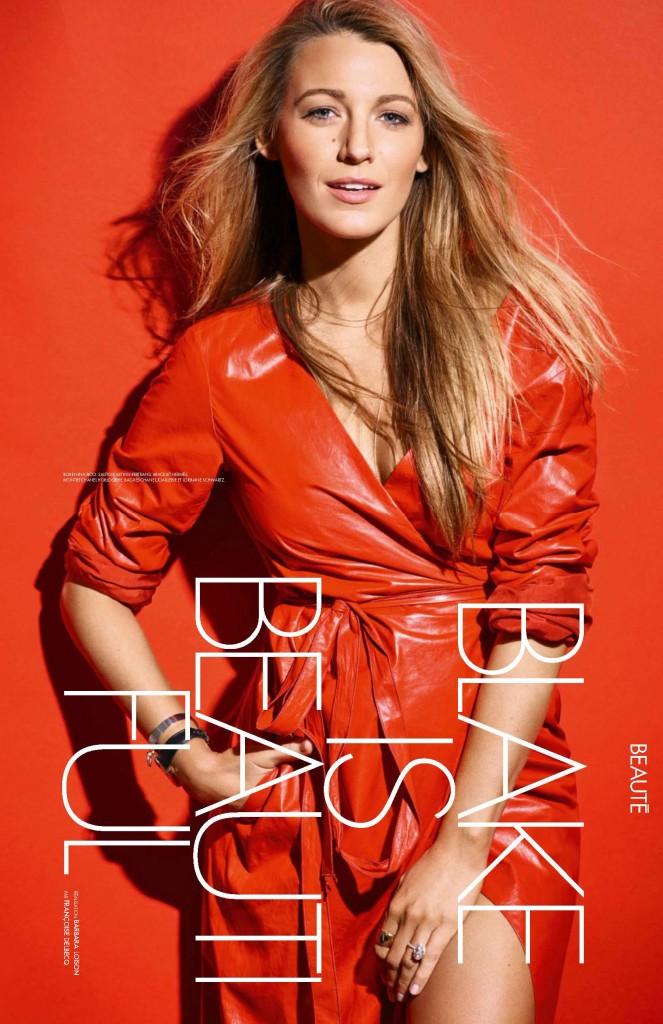 Elle France - Blake Lively (4)