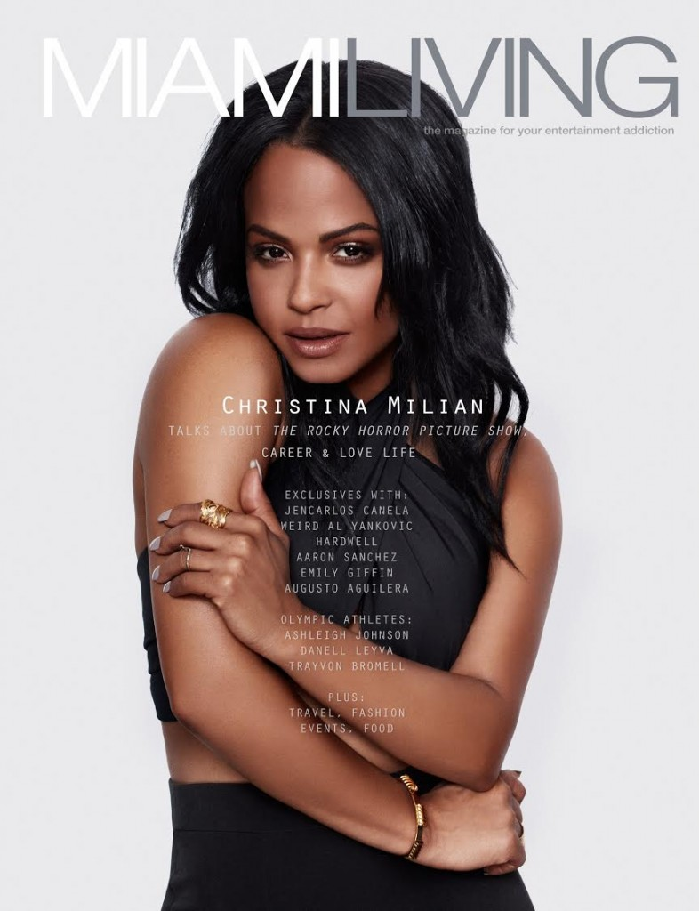 Miami Living - Christina Milian (1)