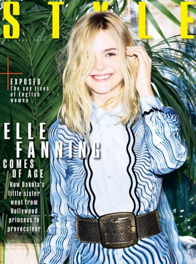 THE SUNDAY TIMES STYLE - Elle Fanning (1)