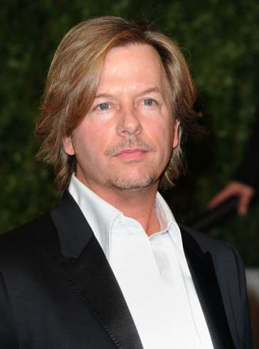 David Spade 2011 Vanity Fair Oscar Party