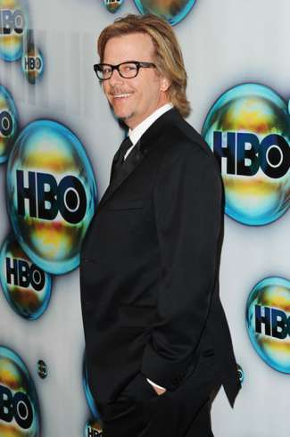 David Spade HBO Post 2012 Golden Globe Awards