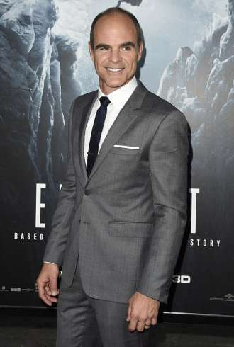 Michael Kelly - Everest Premiere  1