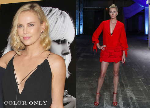 Charlize Theron double -1a