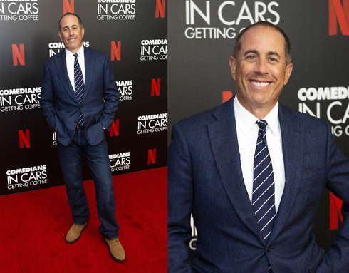 Jerry Seinfeld souble -1