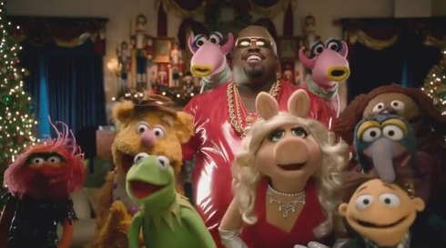 CeeLo Green Ft. The Muppets - All I Need Is Love