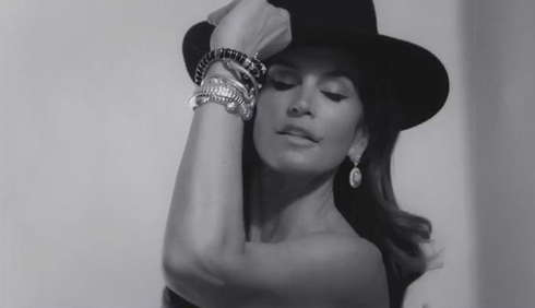 Marie Claire Mexico - Cindy Crawford Shoot
