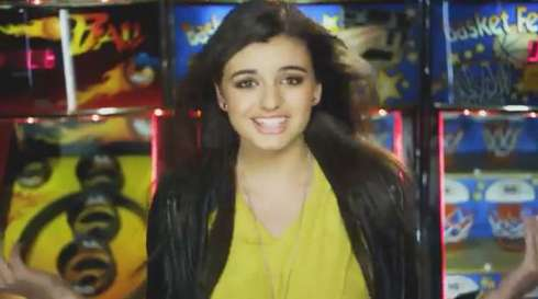 Person Of Interest - Rebecca Black - Music Video