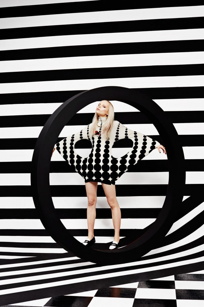 Op Art for Schon! Magazine (6)