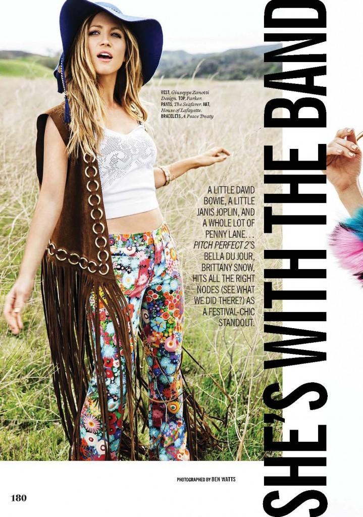 Cosmopolitan - Brittany Snow (2)