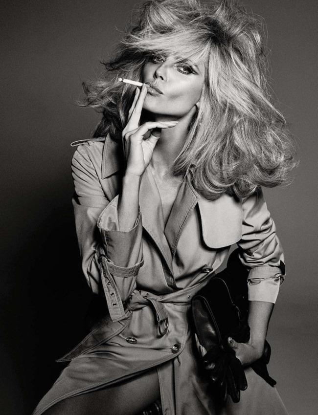Vogue - Italia - Heidi Klum (1)