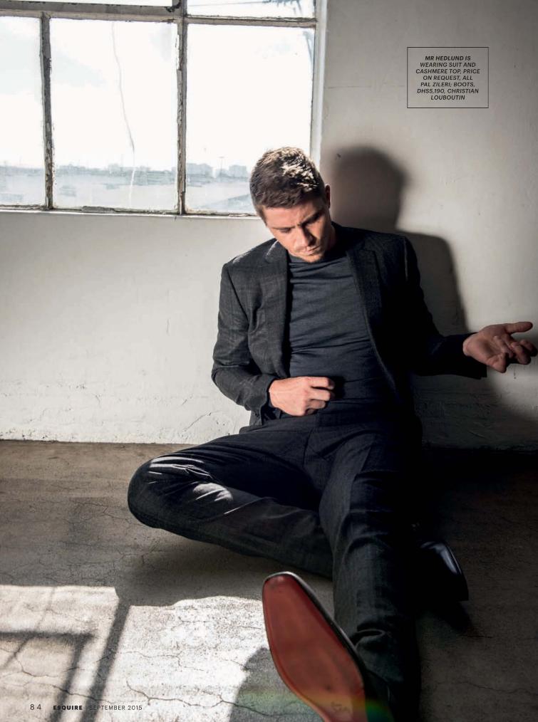Esquire - Garrett Hedlund (4)