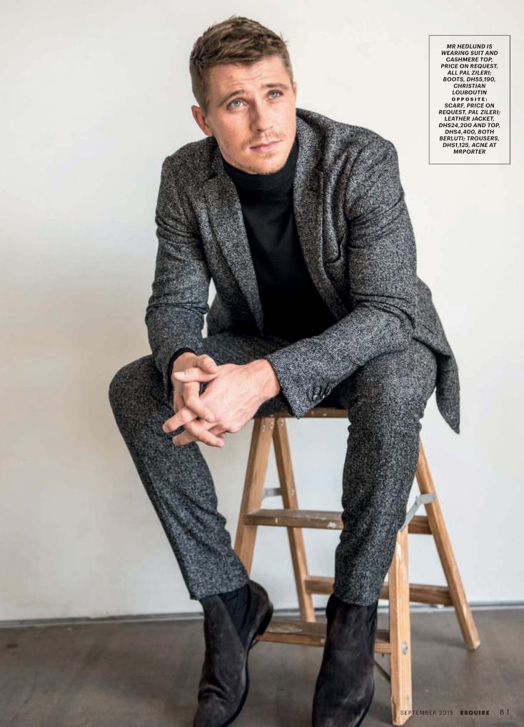 Esquire - Garrett Hedlund (6)