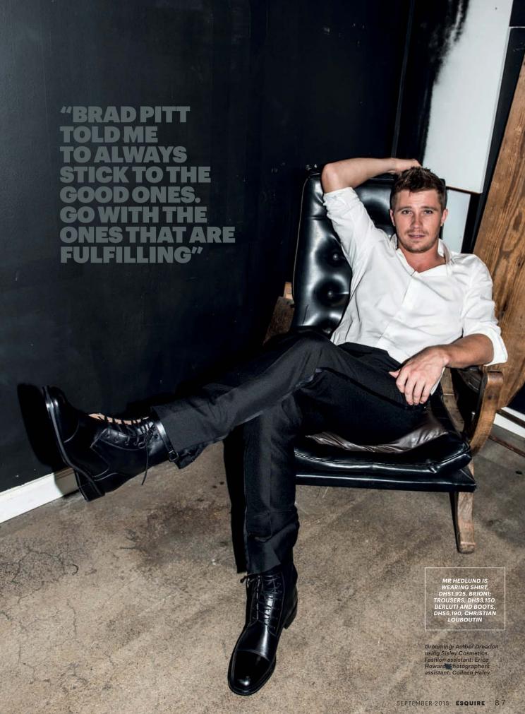 Esquire - Garrett Hedlund (7)