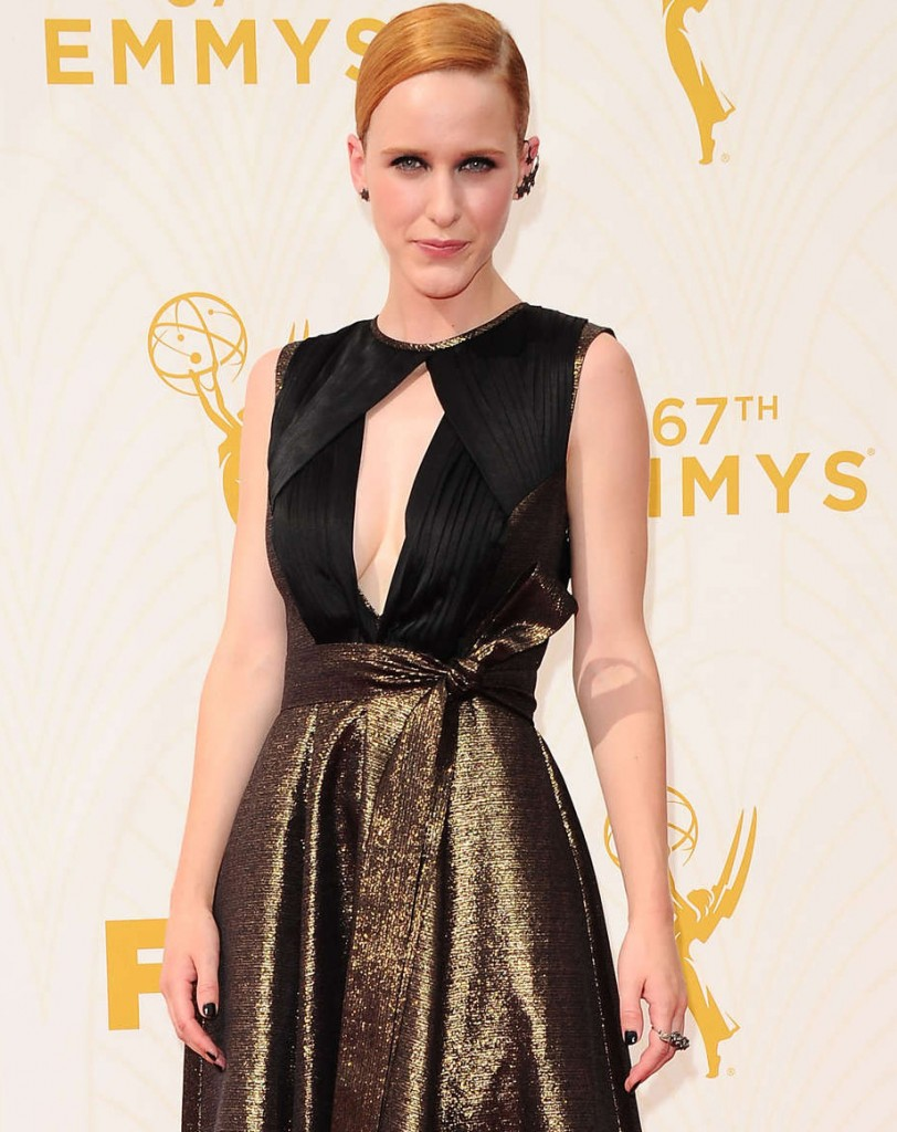 Rachel-Brosnahan-2015 Emmy Awards (1)a