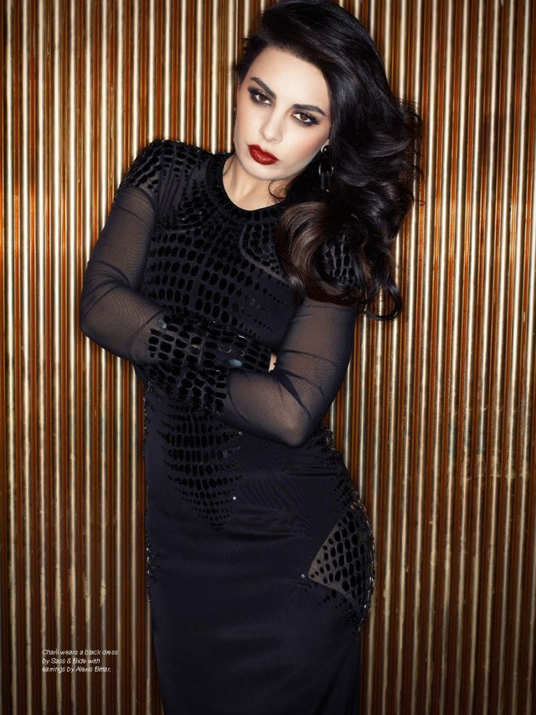 The Untitled Magazine GirlPower Issue - Charli XCX (3)