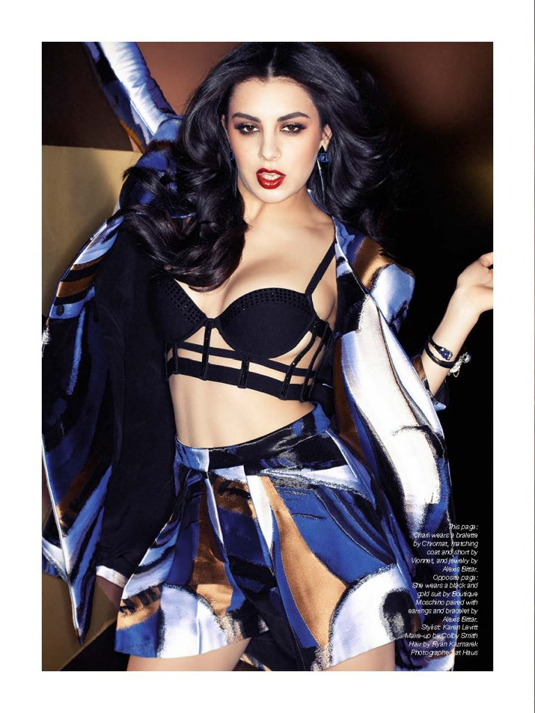 The Untitled Magazine GirlPower Issue - Charli XCX (7)
