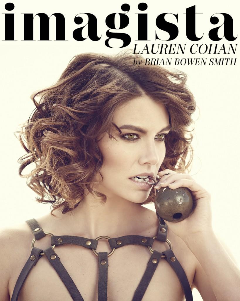 Lauren Cohan - Imagista Magazine (4)