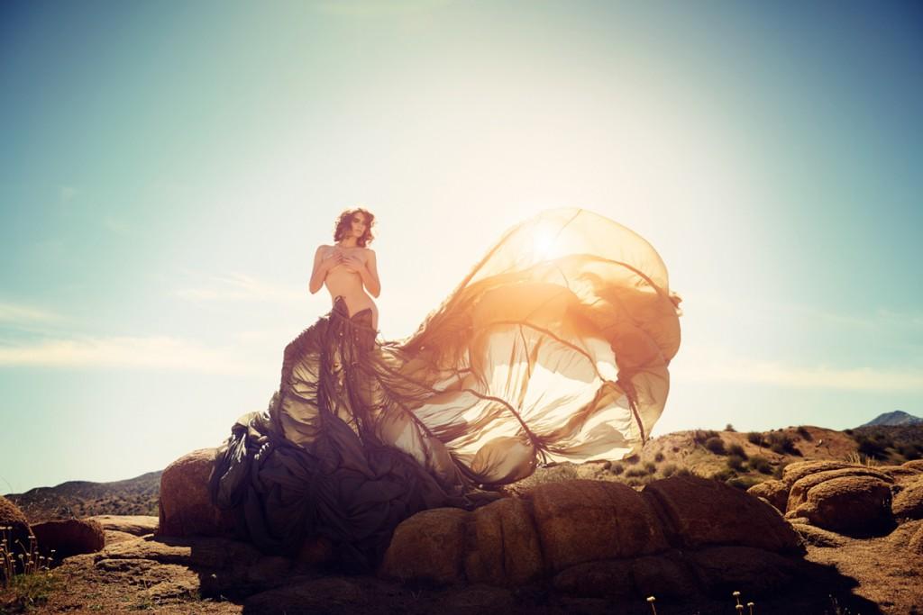 Lauren Cohan - Imagista Magazine (7)