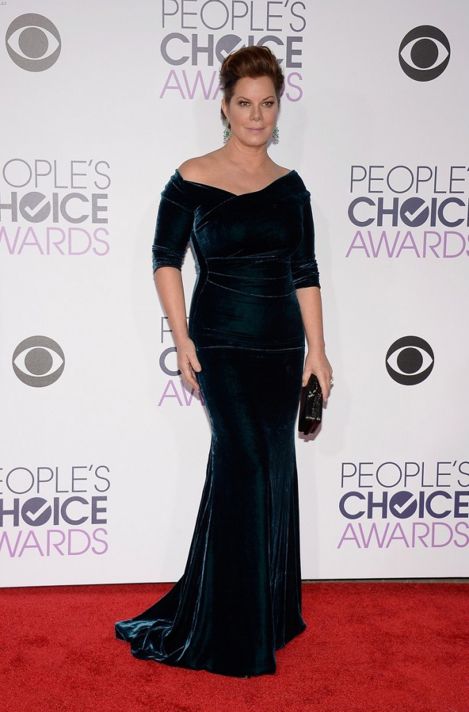 Marcia Gay Harden - 2016 Peoples Choice Awards (1)