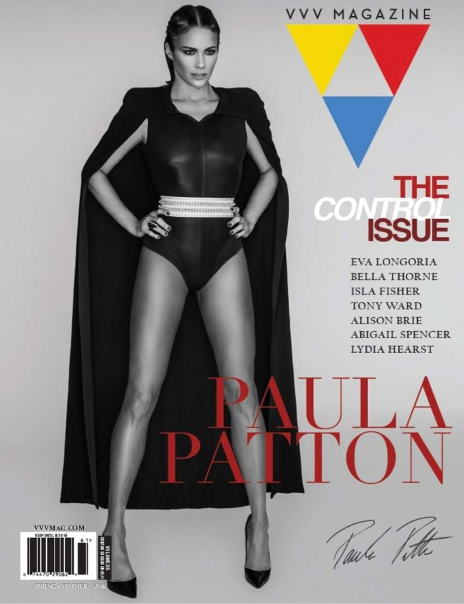 Paula Patton-VVV Magazine (1)