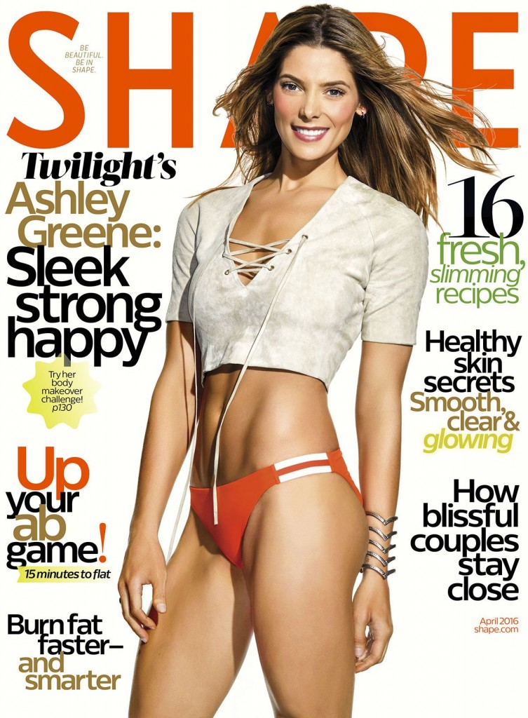 Shape Mag- Ashley Greene (1)