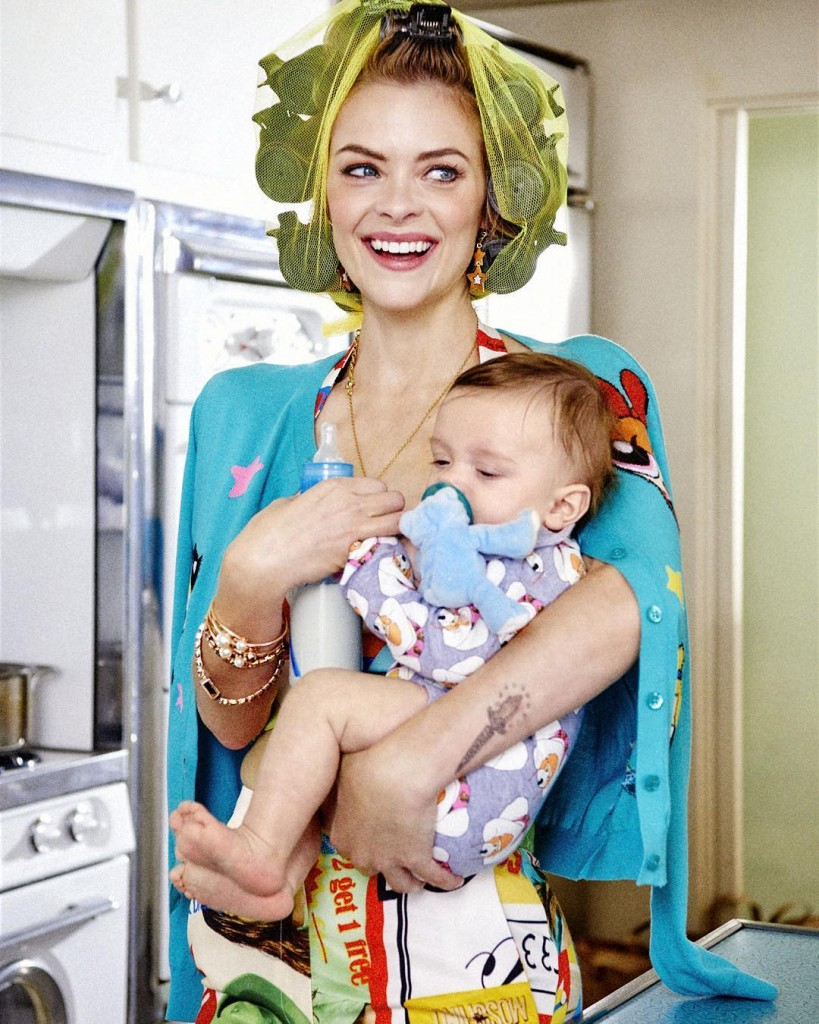 Vanity Fair -Jaime King (4)