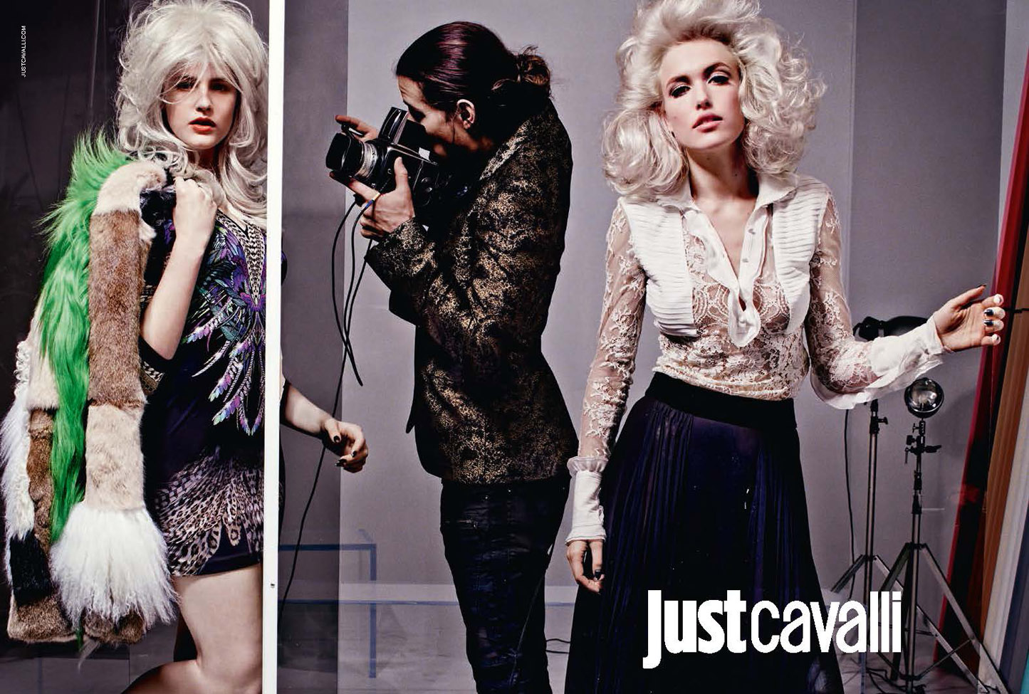 Just Cavalli ADV_FW15_Michel Comte (6)