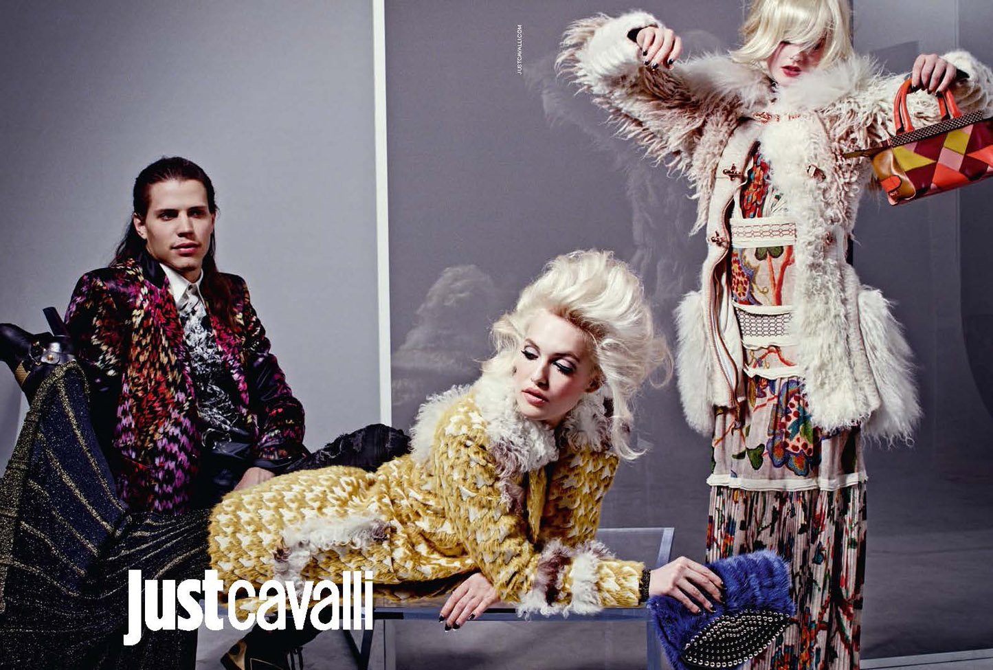 Just Cavalli ADV_FW15_Michel Comte (7)