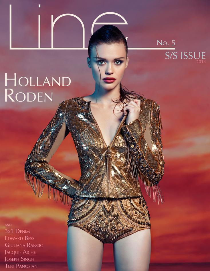 LineMagazine_HollandCover