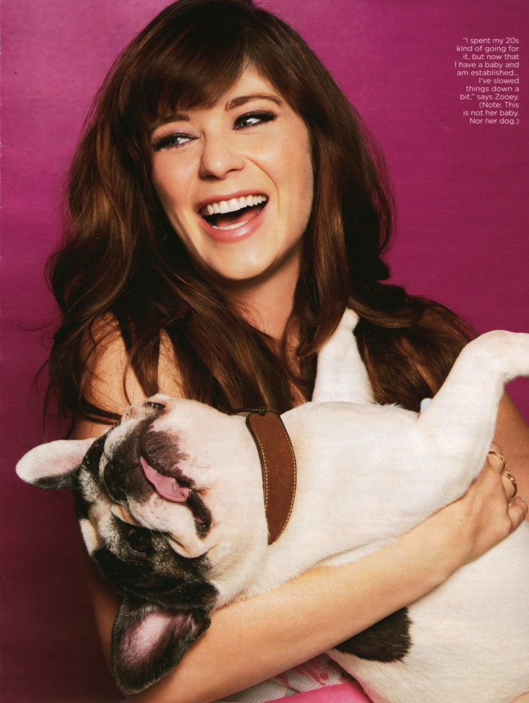 Redbook - Zooey Deschanel (5)