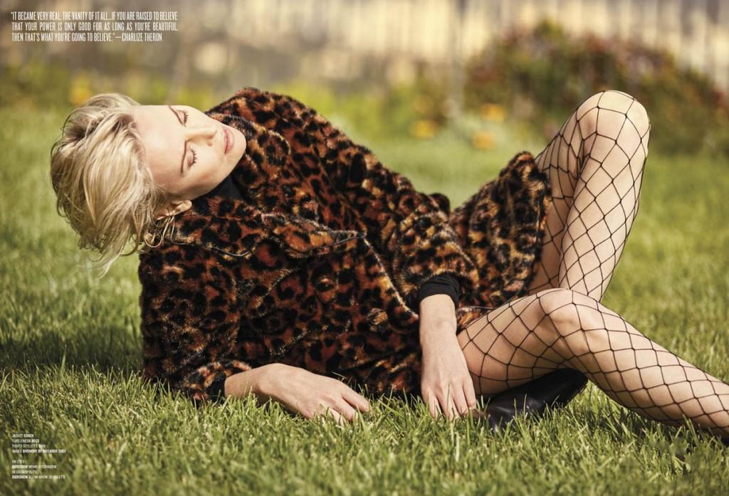 Charlize Theron- V Magazine (2)